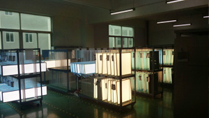 Panel lamp aging testing workshop.jpg